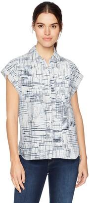 Jones New York Women's Oversized Shirt