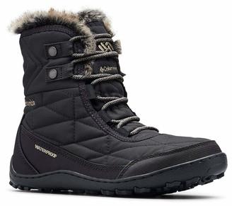 Columbia Women's Minx Shorty III Snow Boot Waterproof & Breathable