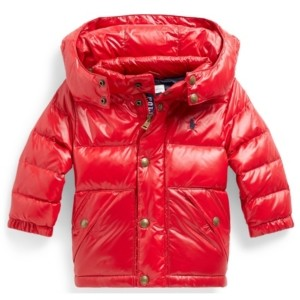 Polo Ralph Lauren Ralph Lauren Baby Boys Water-Repellent Down Jacket