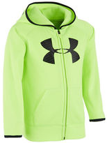 Under Armour Boys 2-7 Solid Long Sleeve Hoodie