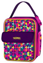 Thermos Lunch Kit Diamond Pattern - Multicolor