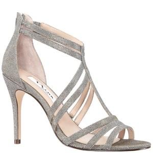 Nina Carlie Dress Sandals Women's Shoes