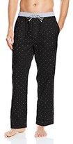 Tommy Hilfiger Men's Poplin Flag Pajama Pant