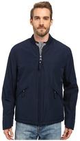 Andrew Marc Dalton Rain Bomber Jacket