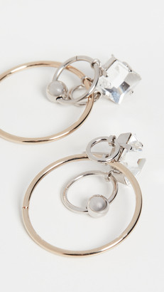 Justine Clenquet Yoko Earrings