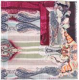 Etro - paisley print scarf - men - Silk/Cashmere - One Size