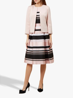 Hobbs Seraphina Tailored Jacket, Pink