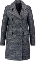 Kiomi Short coat grey melange