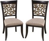 Asstd National Brand Lorena Set of 2 Dining Chairs