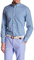 Bonobos Plaid Slim Fit Sport Shirt