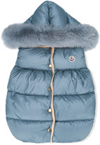 Moncler shell padded sleeping bag