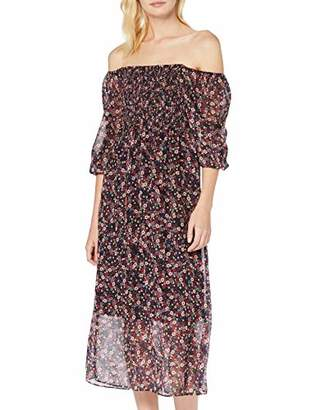 New Look Women's Sadie Ditsy Dress,(Manufacturer Size:)