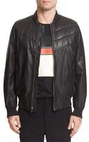 Rag & Bone Men's Gallagher Leather Bomber Jacket