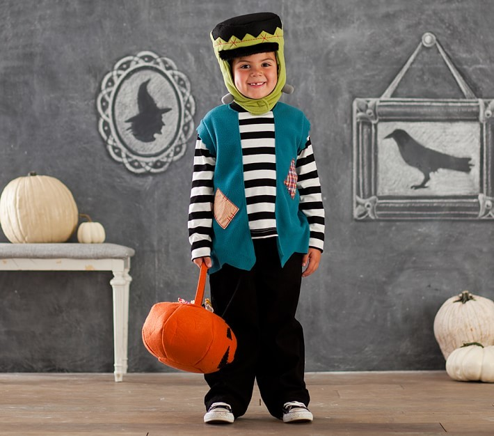 Pottery Barn Kids Frankenstein Costume