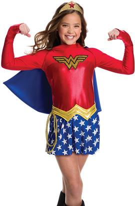 Rubie's Costume Co Rubie's Girls' Costume Outfits 0 - Wonder Woman Dress-Up Set - Girls
