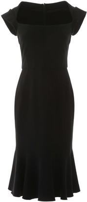 Dolce & Gabbana Midi Cady Dress