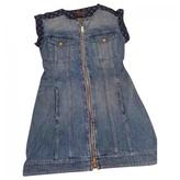 Louis Vuitton Blue Denim - Jeans Dress