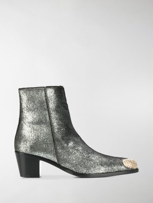 Boyy Milanese ankle boots