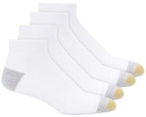 Gold Toe Men's 4-Pk. Circuit Low-Cut Athletic Socks