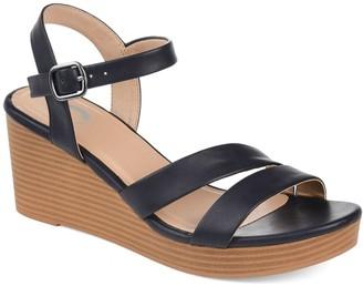 Journee Collection Reegan Women's Wedge Sandals