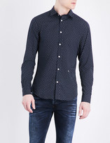 Diesel Blanca slim-fit cotton shirt