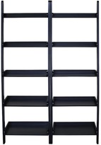 International Concepts 2 Pc. Lean To Shelf Unit Set