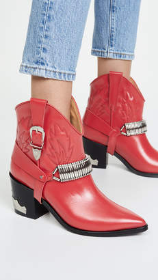 Toga Pulla Harness Cowboy Boots