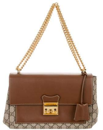 1abcf486 Padlock Shoulder Bag - ShopStyle