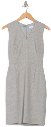 Reiss Thea Tailored Sleeveless Dress