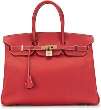Hermes 2012 pre-owned Birkin 35 bag