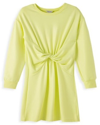 Habitual Girl's Twist Front Dress