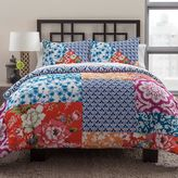 Republic 3-piece Chinoiserie Duvet Cover Set