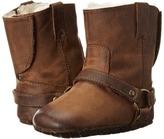 Frye Harness Bootie Shearling Kids Shoes