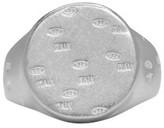 Maison Margiela Silver Round Ring