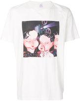 Yang Li printed T-shirt