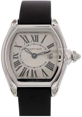 Cartier Roadster Black Steel Watches