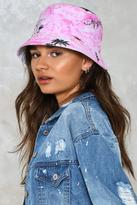 Nasty Gal nastygal California Girls Palm Hat