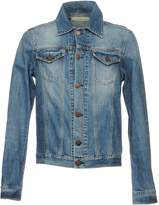 (+) People + PEOPLE Denim outerwear - Item 49291684