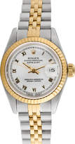 Rolex Women's Vintage Ladies Stainless Steel Two-Tone Datejust Watch, 26 mm