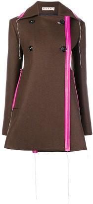 Marni Flared Short Coat