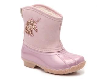 Adrienne Vittadini Toril Duck Boot - Kids'