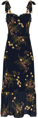 Reformation Nikita floral-print dress