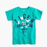 J.Crew Boys' tiger team T-shirt