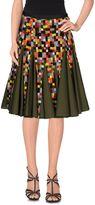 Sacai Knee length skirts