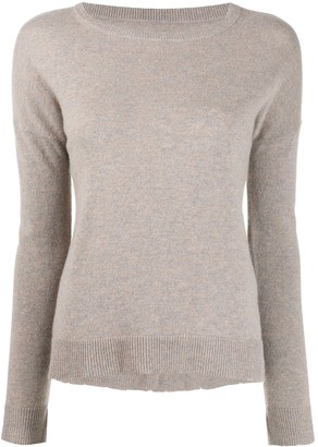 Zadig & Voltaire Cici patch detail jumper