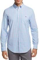 Vineyard Vines Tiki Bar Plaid Slim Fit Button-Down Shirt