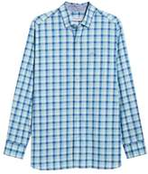 Tommy Bahama Atlantic Tides Classic Fit Plaid Sport Shirt