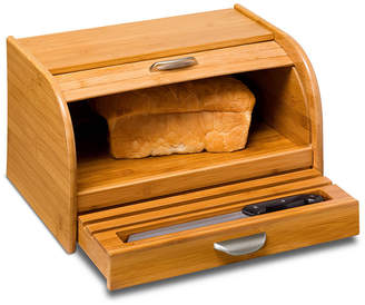 Honey-Can-Do Bamboo Bread Box