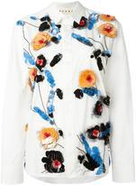 Marni sequin embellished shirt