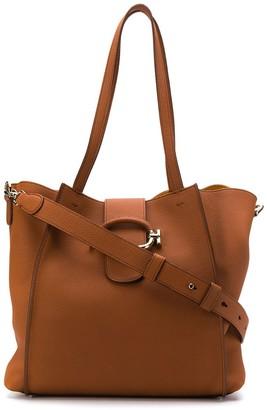 Tod's Ring-Strap Tote Bag